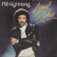 Lionel Richie, All Night Long (All Night)