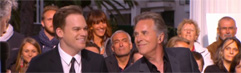 Cannes 2014 : Don Johnson sur la Croisette