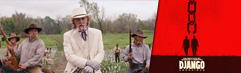 Don Johnson a le look dans Django Unchained