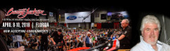 Michael Talbott au Barrett Jackson Car Auction 2016