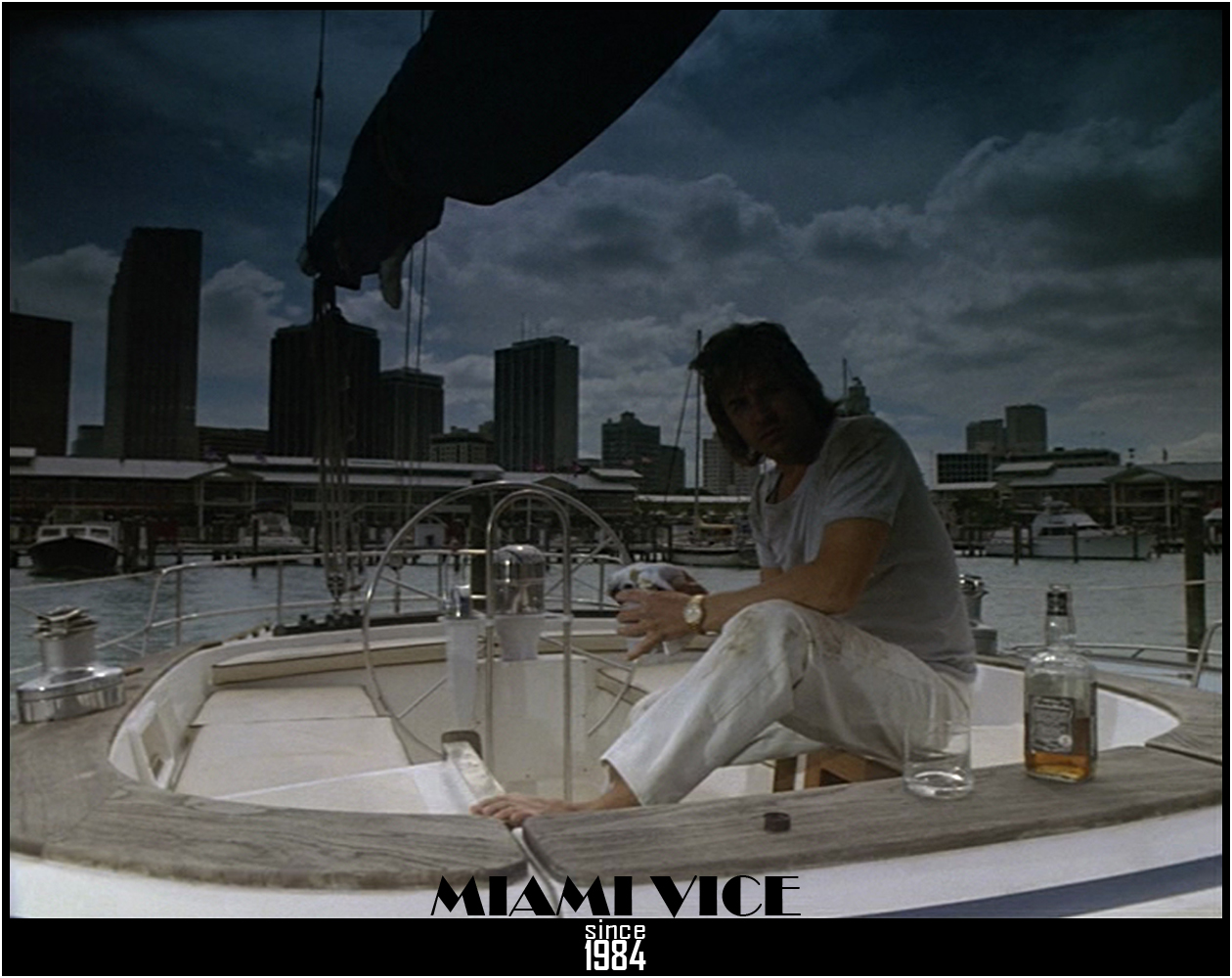 MIAMI VICE - Since 1984 - Sonny