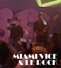 Miami vice et le rock article billet deux flics miami l 39 encyclop die francophone sur la - Feuilleton saloni version francaise ...