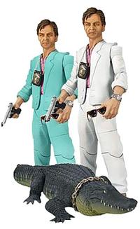 Miami Vice - Detective James Sonny Crockett Action Figure